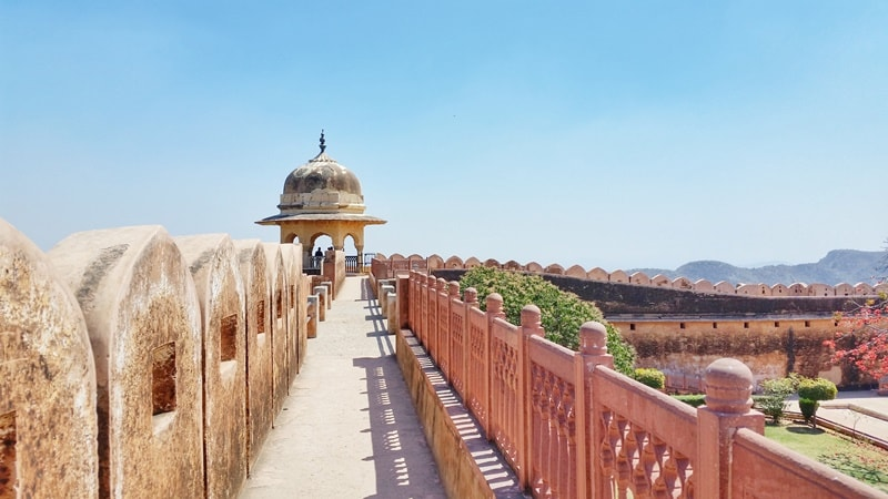 Forts in Jaipur in one day: Which Jaipur forts are worth visiting? Jaigarh Fort. Rajasthan forts, India