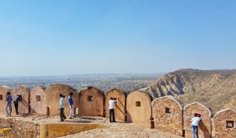 Jaipur itinerary, 2 days: Nahargarh Fort. Jaipur forts, Rajasthan. Best places to visit in Jaipur, India.