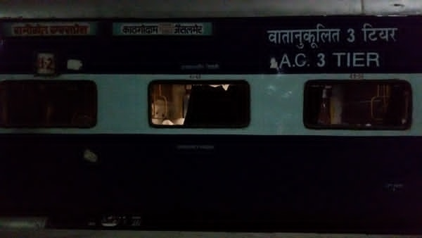 Jaisalmer to Jaipur by train. Booking ticket for Ranikhet Express 3AC. Rajasthan, India